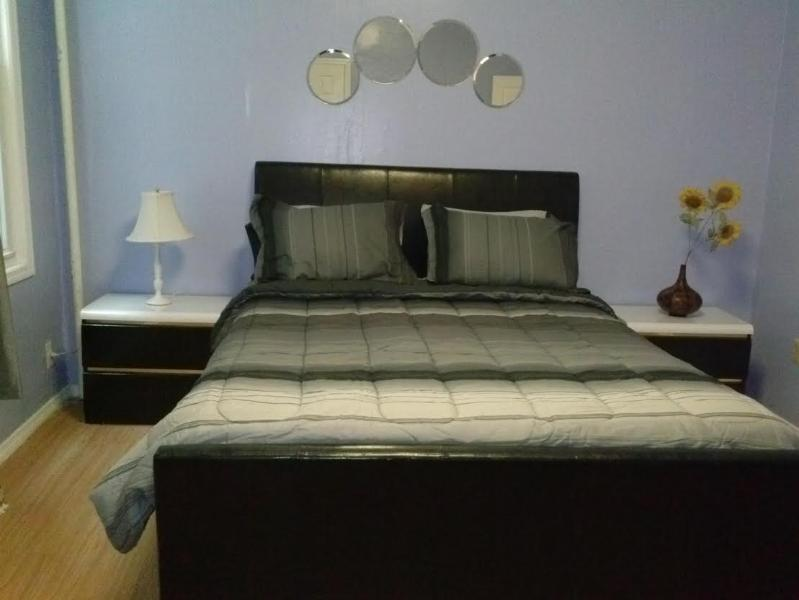 Bedroom 1 - 15 Min To Nyc By Bus 2 Bed Apt - West New York - rentals