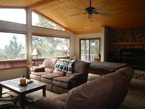 #044 Stargazer - Image 1 - Big Bear Lake - rentals