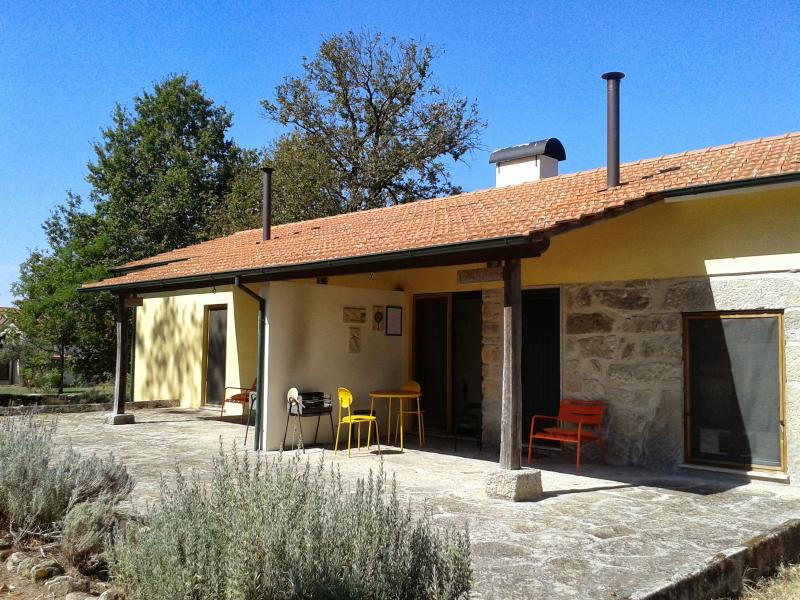 Beautiful cottage on the foothills of the mountain - Image 1 - Mangualde - rentals