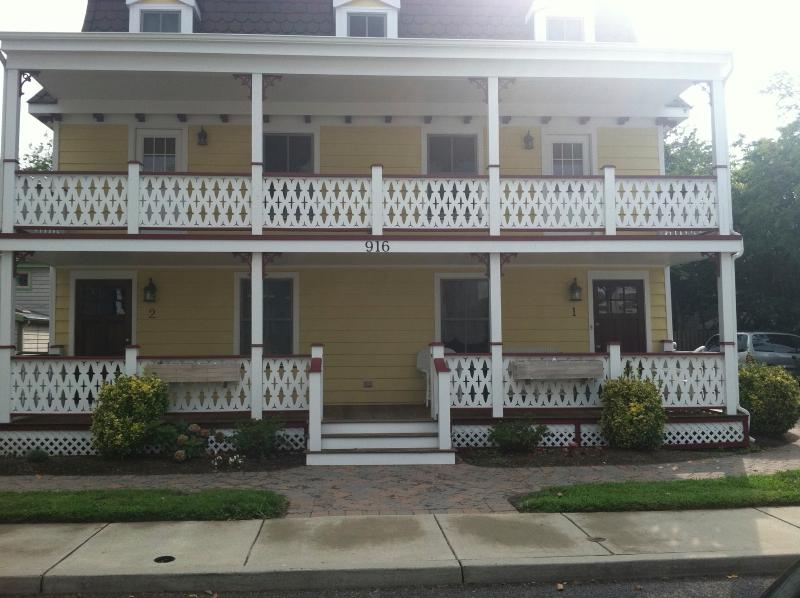 Modern, Immaculate, and Relaxing 3BDR/3BTH Condo - Image 1 - Cape May - rentals