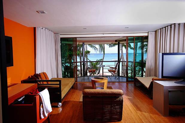 myRoom - (Mactan House)Beachfront 3BRVilla w/ Breakfast - Boracay - rentals