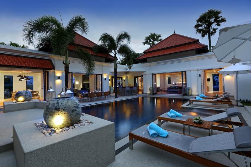 Pool - Villa O - Thalang - rentals