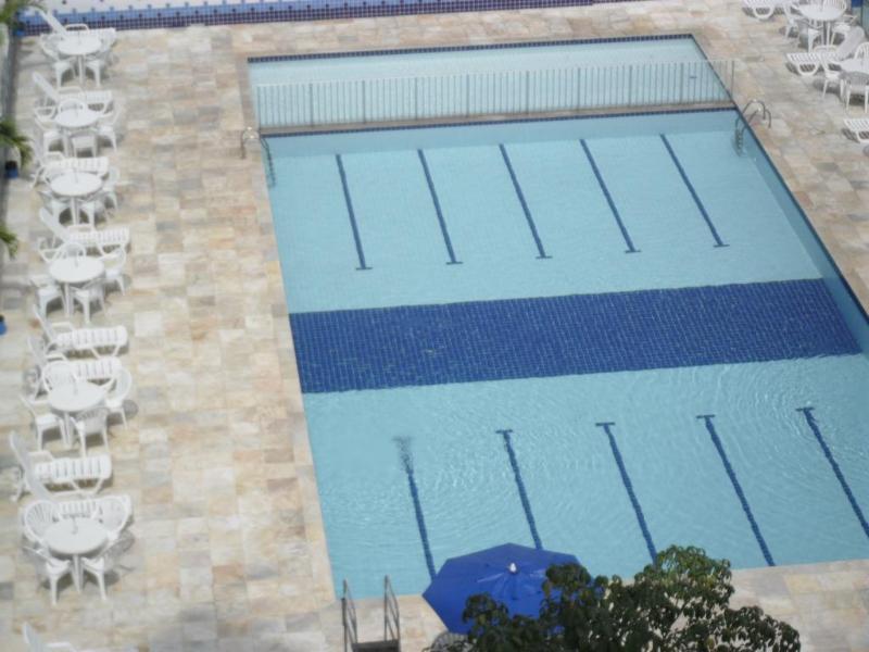 Piscina - Excelente apartamento na Barra da Tijuca - Rio de Janeiro - rentals