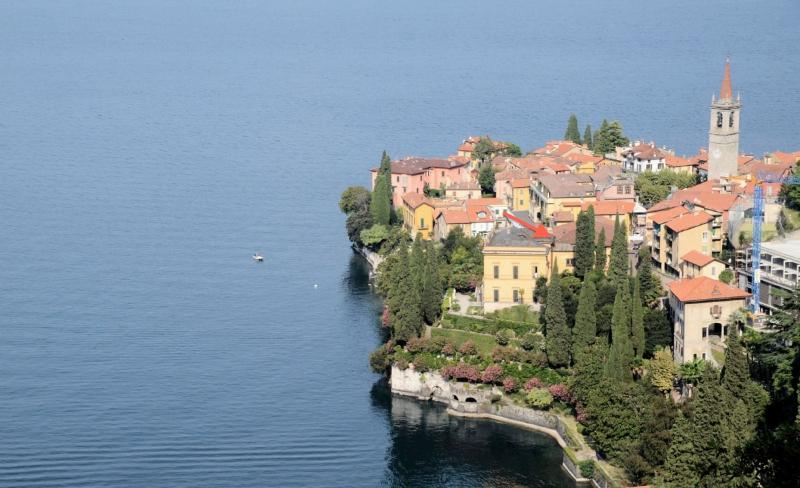 Location - Apartment front Villa Cipressi - Varenna - rentals