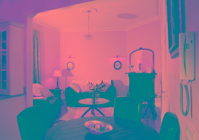 "open plan living room/kitchen - The ""Pádraig Pearse"" apartment , Kilmainham area. - Dublin - rentals"