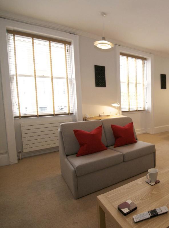 Simple Studio Near Soho in London - Image 1 - London - rentals