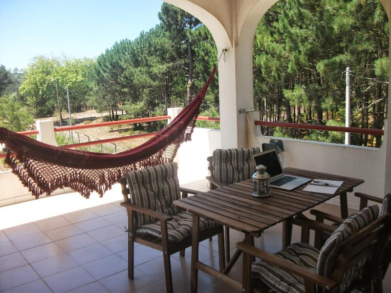 Relaxing terrace - Spacius apartment  with 5 bathrooms!! Foz do Arelho - Foz do Arelho - rentals