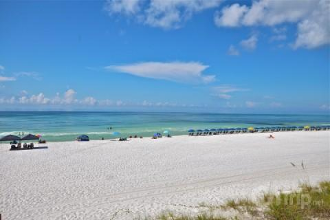 THIS BEACH IS A FEW STEPS AWAY - Majestic Sun 409B-1Br/2Ba  Summer's coming!  Book your vacation with us! - Miramar Beach - rentals