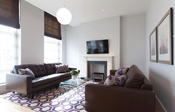 Luxury 2 Bedroom 2 Bathroom with A/C (4247) - Image 1 - London - rentals
