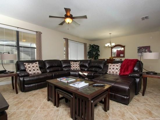 Huge 9 Bedroom Pool Home In ChampionsGate Golf Community. 1406WW - Image 1 - Orlando - rentals