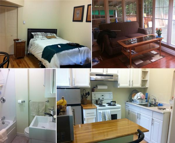 cozy suite - Image 1 - Victoria - rentals