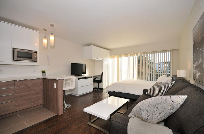 Overview of Suite - New Modern Suite at Coast Furnished Lofts - Victoria - rentals