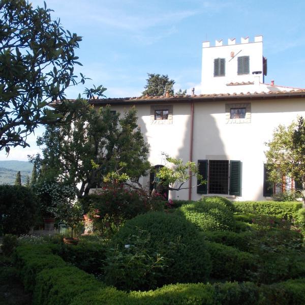 Villa Sestini Florence hill - Image 1 - Bagno a Ripoli - rentals