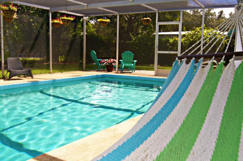 Pool - Villa Espanola - Sarasota - rentals