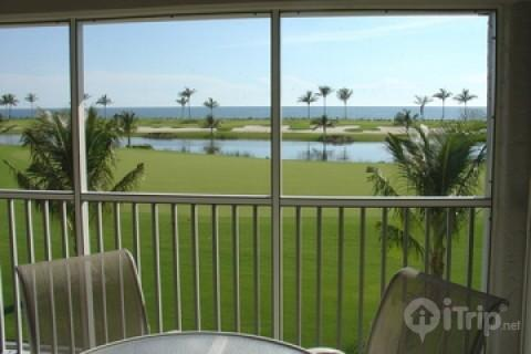 Gulf and Golf Views from the Lanai - South Seas Resort - PRICE REDUCED 20% - Captiva Island - rentals