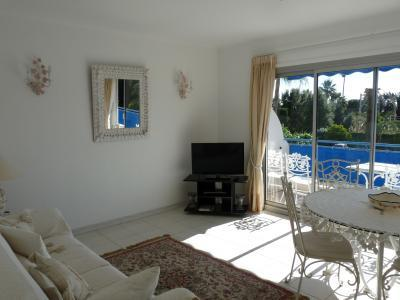 Californie- 1 Bedroom Home in Cannes, with a Balcony - Image 1 - Cannes - rentals