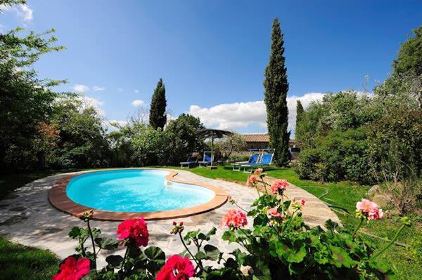 Villa San Martino - Image 1 - Cortona - rentals