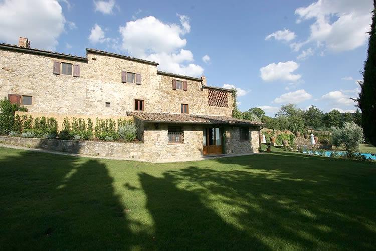 Podere Erica - Image 1 - San Donato in Poggio - rentals