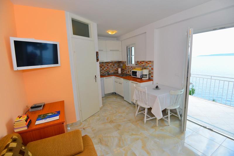 Fantastic apartment in Brela - Spring and autumn in Brela! - Brela - rentals