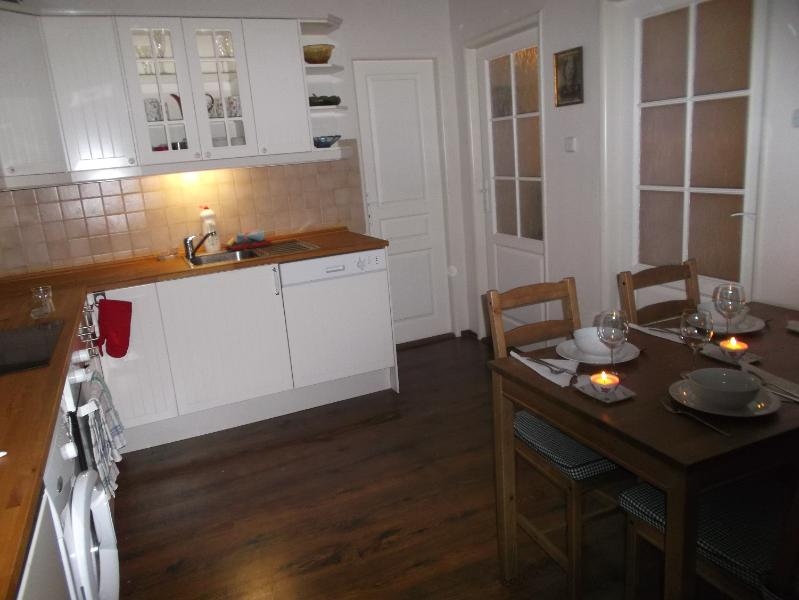 Kitchen - Lucy's Place - good connection to Center - Prague - rentals