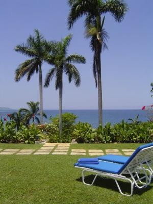 2 Bedroom Villa with Private Garden & Terrace in Round Hill - Image 1 - Hope Well - rentals
