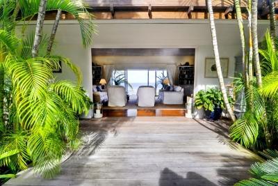Spacious 3 Bedroom Villa with Private Terrace & Ocean View in Mustique - Image 1 - Mustique - rentals