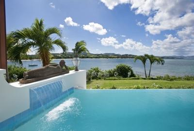 Glorious 2 Bedroom Villa in St. Croix - Image 1 - Christiansted - rentals