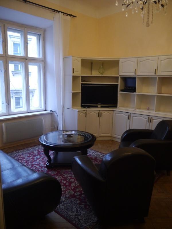 Apartment WISLNA 19 - Image 1 - Krakow - rentals