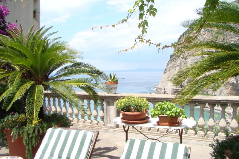 Astonishing view from a relaxing terrace - Image 1 - Meta - rentals