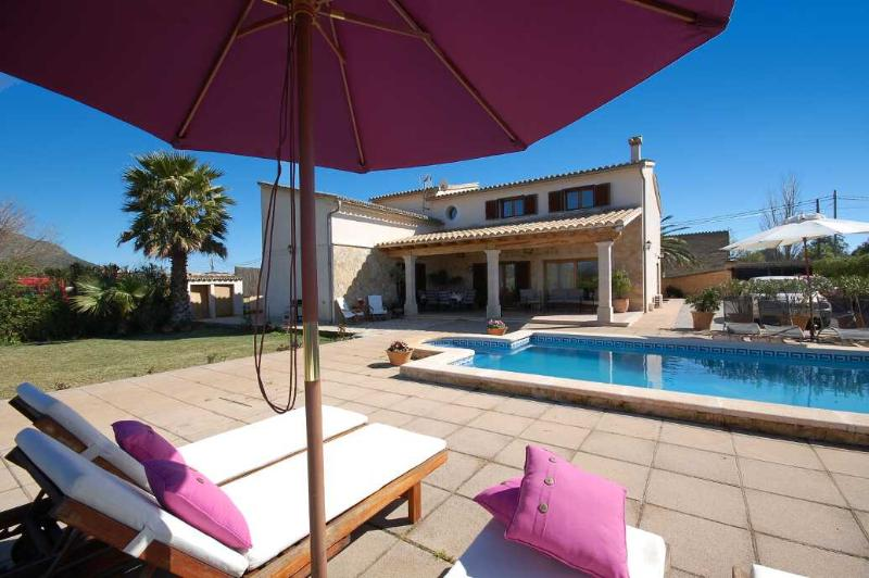 Nice finca with private pool and large garden - Image 1 - Inca - rentals
