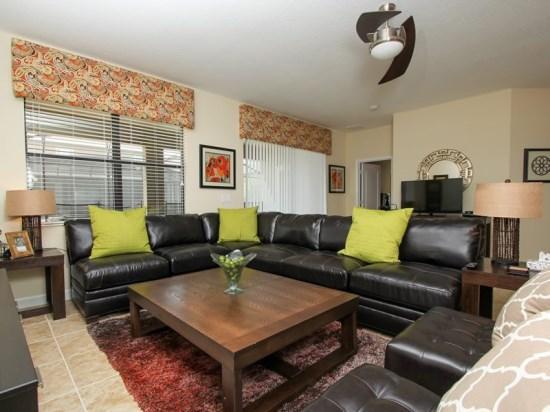 Luxurious 4 Bedroom 3 Bathroom Pool Home In ChampionsGate Golf Community. 1456MS - Image 1 - Orlando - rentals