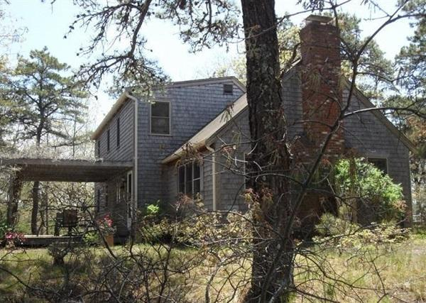 Lovely 4 Bedroom Near Wellfleet Center (1768) - Image 1 - Wellfleet - rentals
