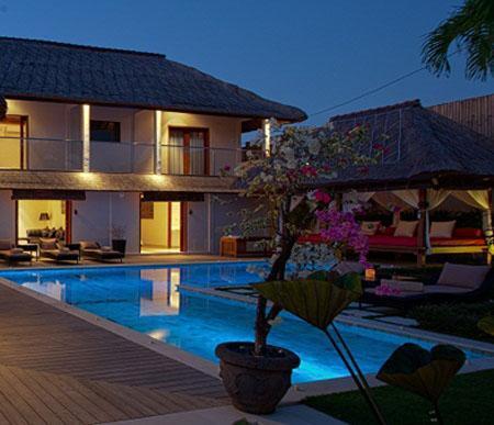 Villa Vie of 5 bedrooms - Image 1 - Canggu - rentals