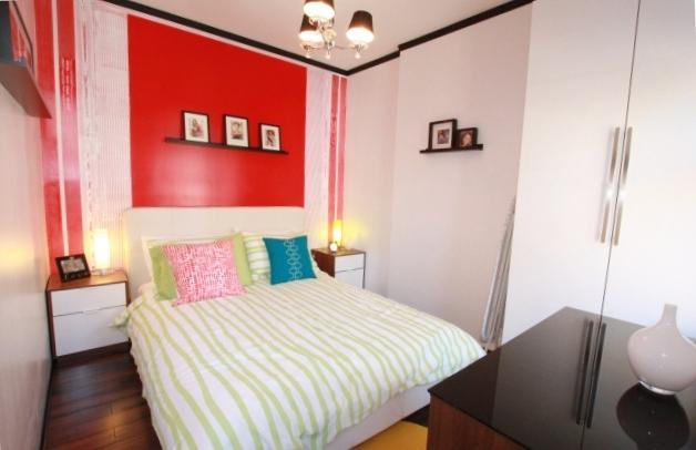 MIN 30 DAYS | Modern 2-BR with Colorful Design - Image 1 - New York City - rentals