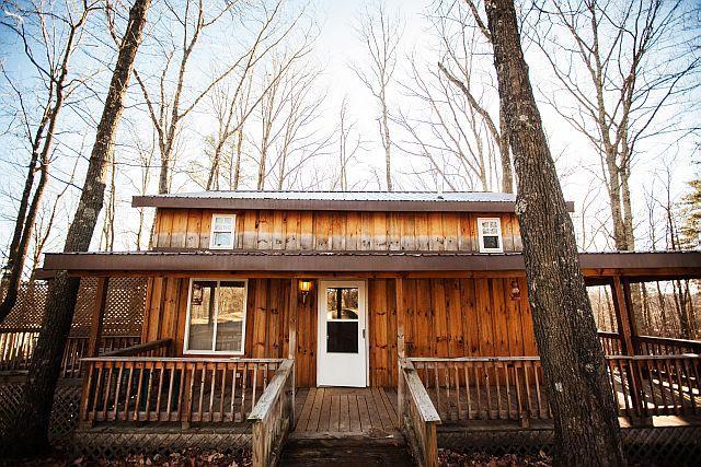Chestnut Hilltop Cabin - Image 1 - Stanton - rentals