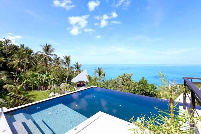 Baan seThai, Lux SeaView Villa 4BR, Koh Samui - Image 1 - Koh Samui - rentals