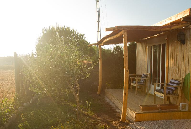 Romantic Cabin in El Palmar Beach - Image 1 - El Palmar - rentals