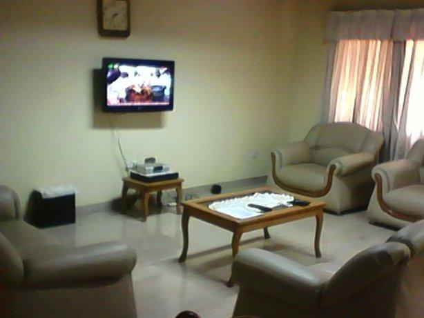 3 bedrooms fully furnished House  Located in Regimanuel Estates community 15, Nungua Barrier, gated community. - Image 1 - Accra - rentals