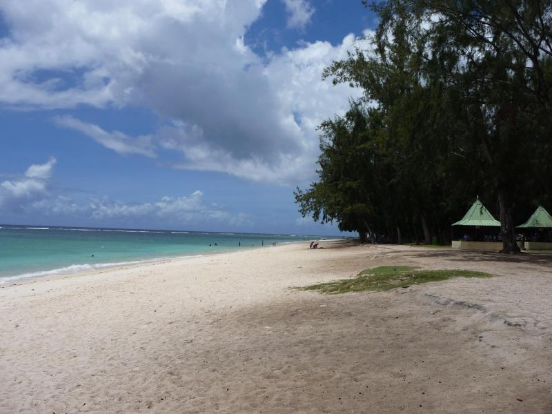 Flic-en-flac beach, best on the island - Eau Douce: Spacious, AC, 3 bed, Great Location - Flic En Flac - rentals