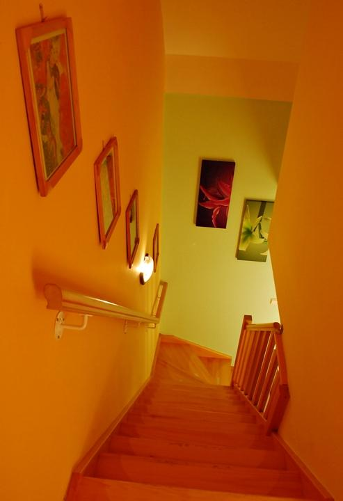 Stairs - The Way Down - Colourful Modern Fully New Apt + Parking Included - Prague - rentals