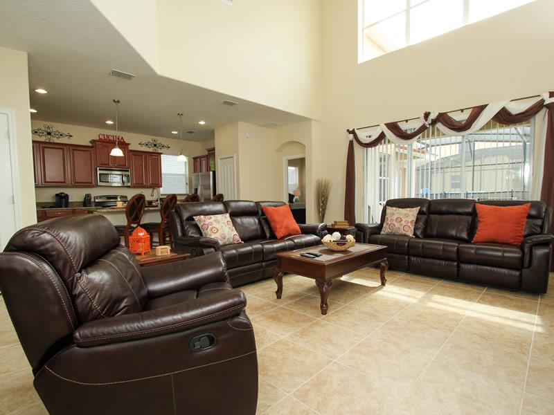 comfortable and roomy - 1 Block from Club House/Private pool & jacuzzi - Kissimmee - rentals