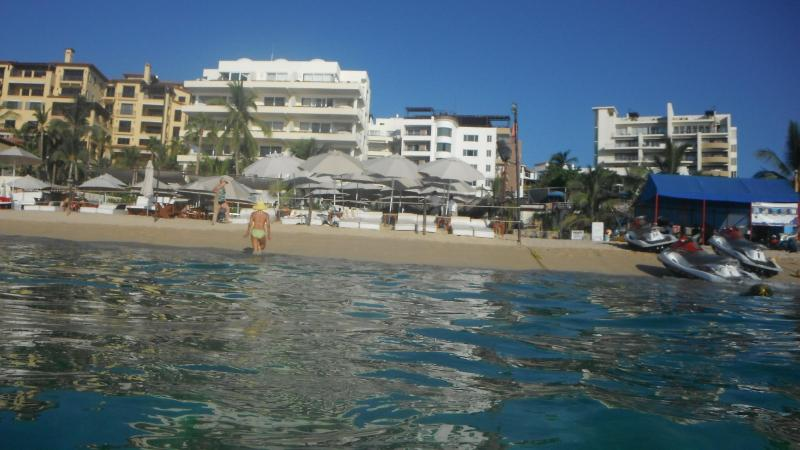 View from the Ocean - Ocean View Luxury Condo 2+2 in Cabo San Lucas!! - Cabo San Lucas - rentals