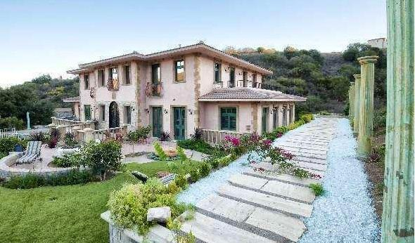 New Mansion/Villa.  Vacations,Events, Corporate Meetings, Zuma Beach & Paradise Cove beach down the street - Malibu Private Gated  Italian Tuscany Villa w/View - Malibu - rentals