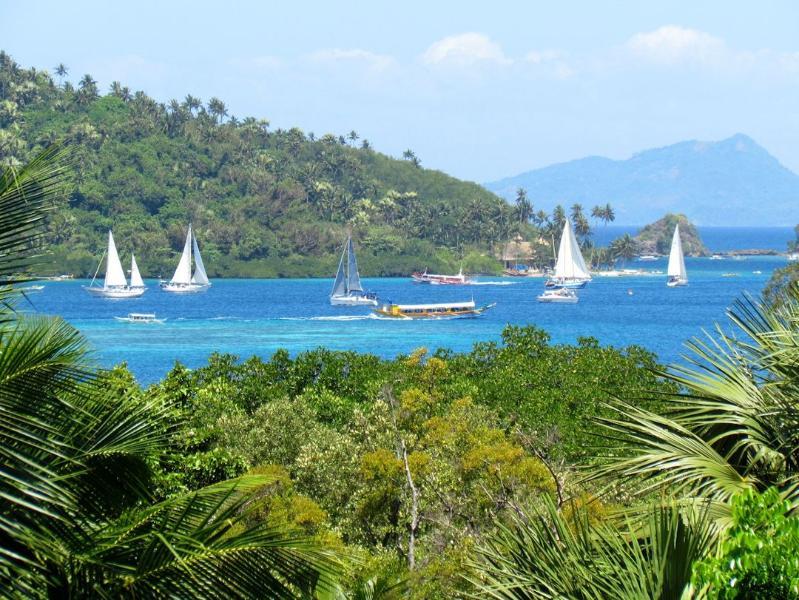 Spacious Oceanview Condo w/ Maid in SCUBA Paradise - Image 1 - Puerto Galera - rentals