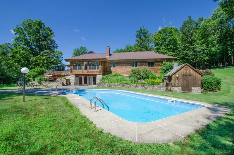 Secluded, Spectacular House with Mount Ascutney Views on 150 Acres - Image 1 - Perkinsville - rentals