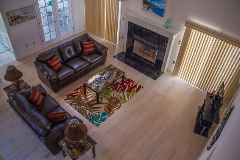 Living Room - Fall $pecials - Vacation Pool Home #4772 - Daytona Beach - rentals