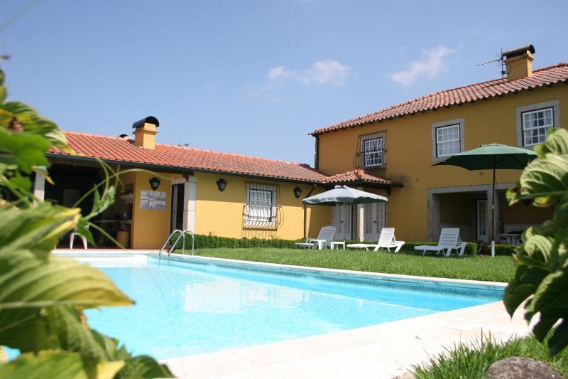 5bdr large pool villa in quite place & nice views - Image 1 - Lamas de Olo - rentals
