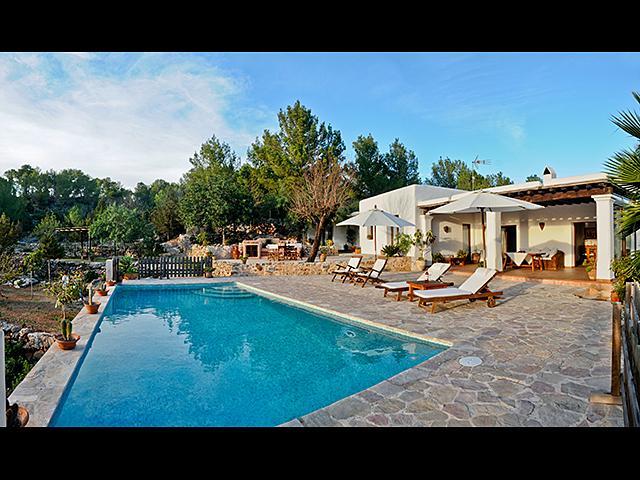 Vista Belvédère,sense the real Ibicencan lifestyle - Image 1 - Ibiza - rentals
