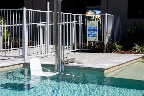 Personal Pool Lift - Barney's Place your holiday home with heart!! - Gold Coast - rentals