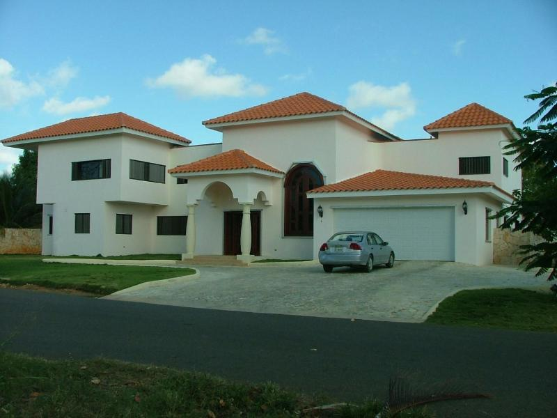 Villa - A luxury villa in casa de compo for rent in DR - La Romana - rentals